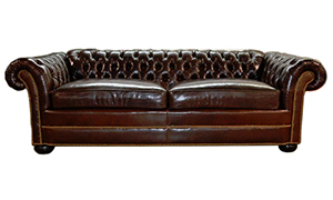Windsor Leather Sofa