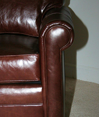 Preston Sofa Arm Detail
