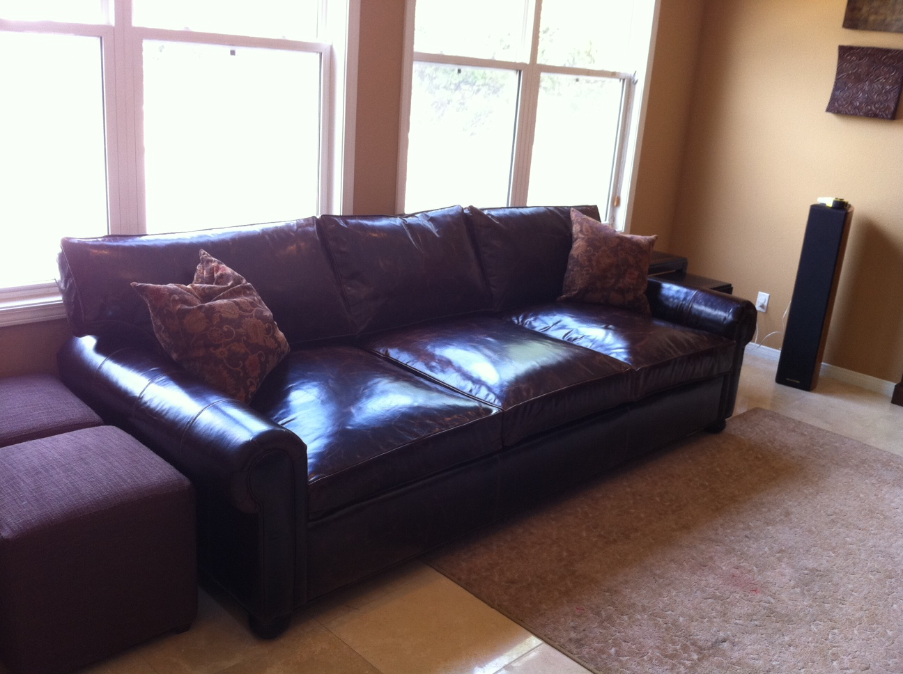 Customer photo of Grande Manchester Sofa