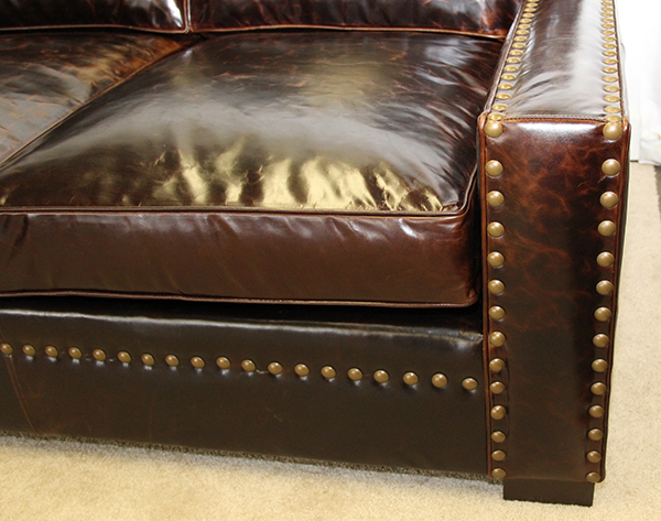 Santa Fe Sectional Arm Detail photo