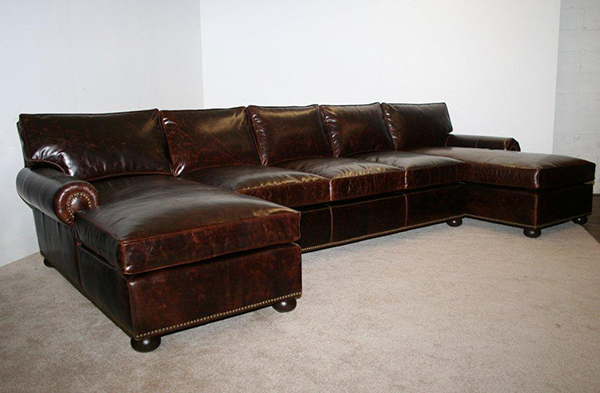 Manchester U-chaise Sectional