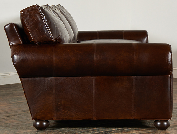 Side view of Manchester Grande Sofa
