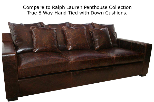 Dakota Leather Furniture