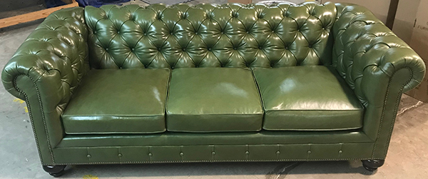 89 inch Kingsbridge Sofa - Notting Hill Bottle