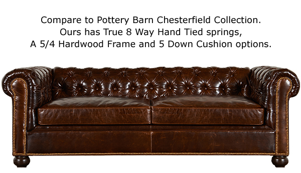 Carlisle Chesterfield Sofa