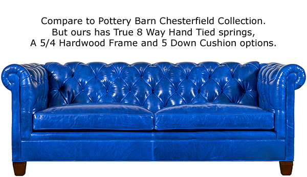 The Chesterfield Sofa