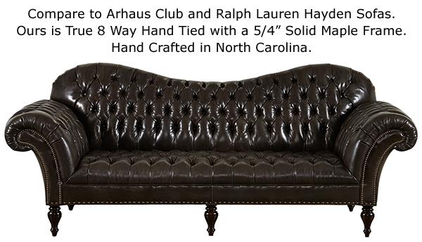 Ralph Lauren Leather Sofa Cost To Ship A Ralph Lauren