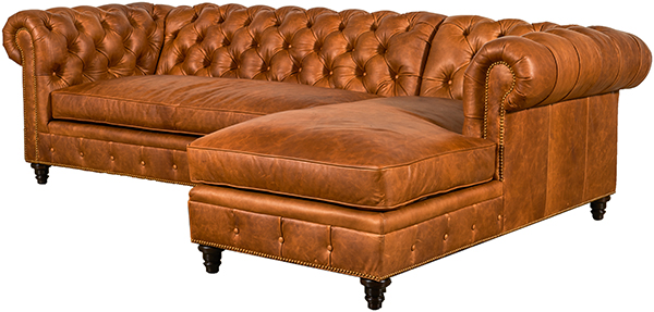 Kingsbridge Sectional Side view