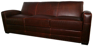 Studio Leather Collection Sofa