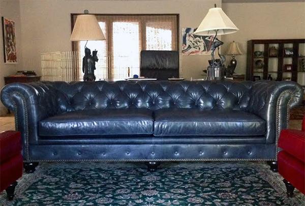 Kingston Tufted Sofa