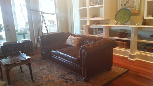 To: Casco Bay Furniture Sent: Tuesday, September 16, 2014 5:54 PM Subject:  I Received My Sofa And Ottoman Earlier This Morning, I Am More Than  Pleased!!!